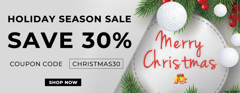 Holiday Season Sale Flat 30% Off - 123WeddingCards