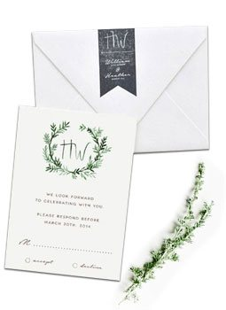 Floral Wedding Invitations-123WeddingCards
