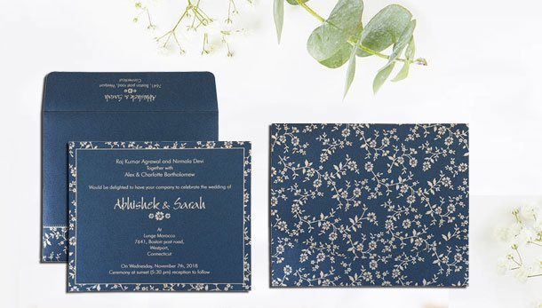 Shop By Color - 123WeddingCards