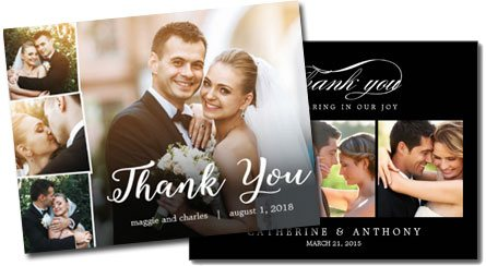 Thank You Cards-123WeddingCards