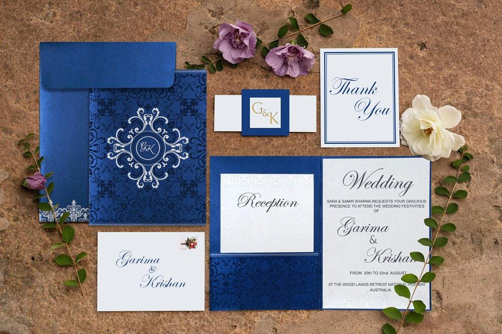Indian Wedding Cards Wedding Invitations 123weddingcards