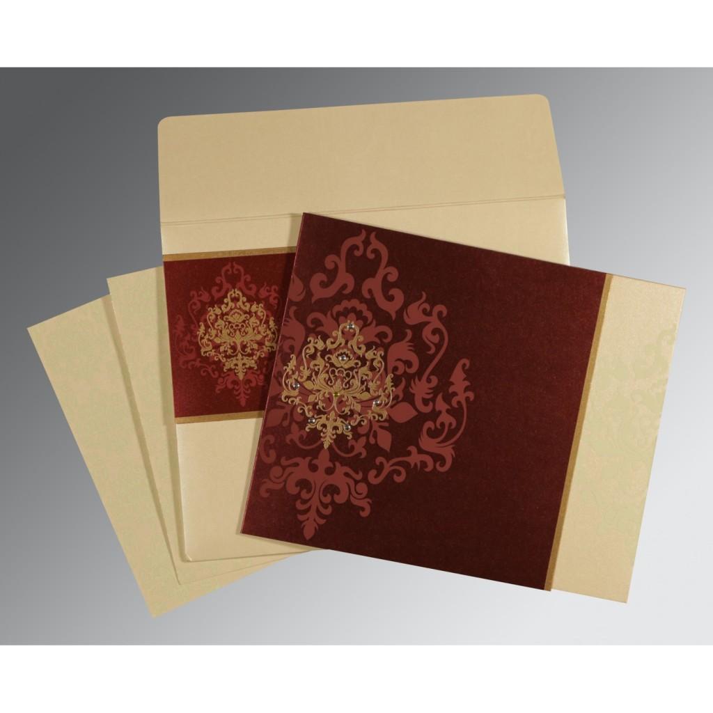 Islamic Wedding Invitation cards | 123WeddingCards