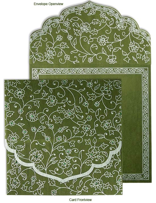 Muslim Wedding Cards- Importance & Invitation Wordings