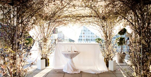 Happy wedding places