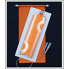 a2z scroll wedding cards, scroll wedding invitations