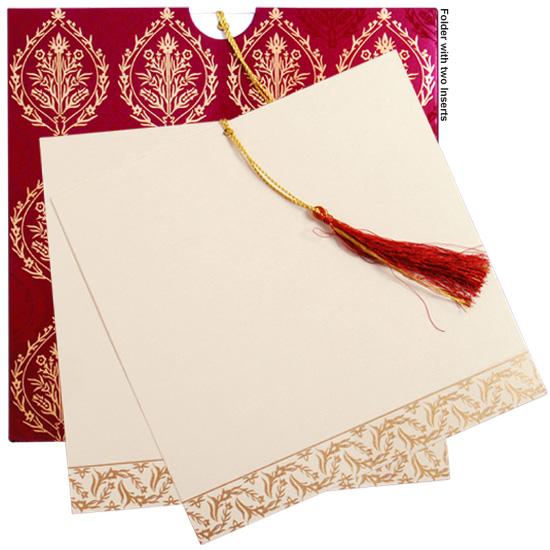 How Islamic Wedding Invitation Cards Make Nuptial Celebration Splendid And Sp