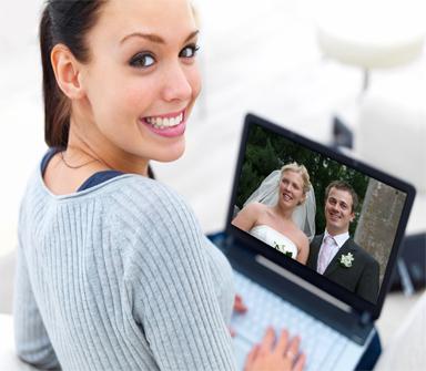 Wedding Event Online