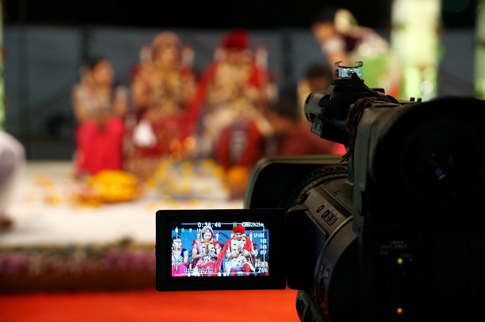 hire an expert videographer