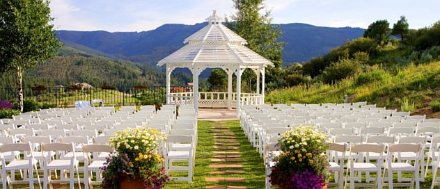 Wedding venues wedding locations 123weddingcards for Best colorado wedding venues