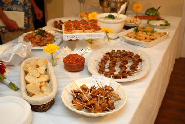 wedding-foods