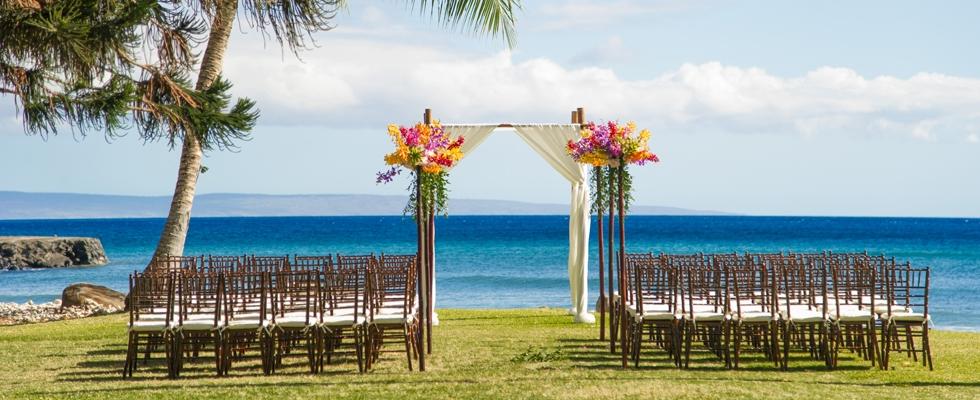 Al fresco hawaii wedding al fresco wedding 123weddingcards