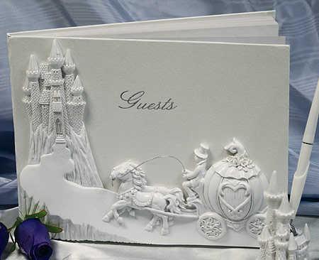 cinderella theme wedding