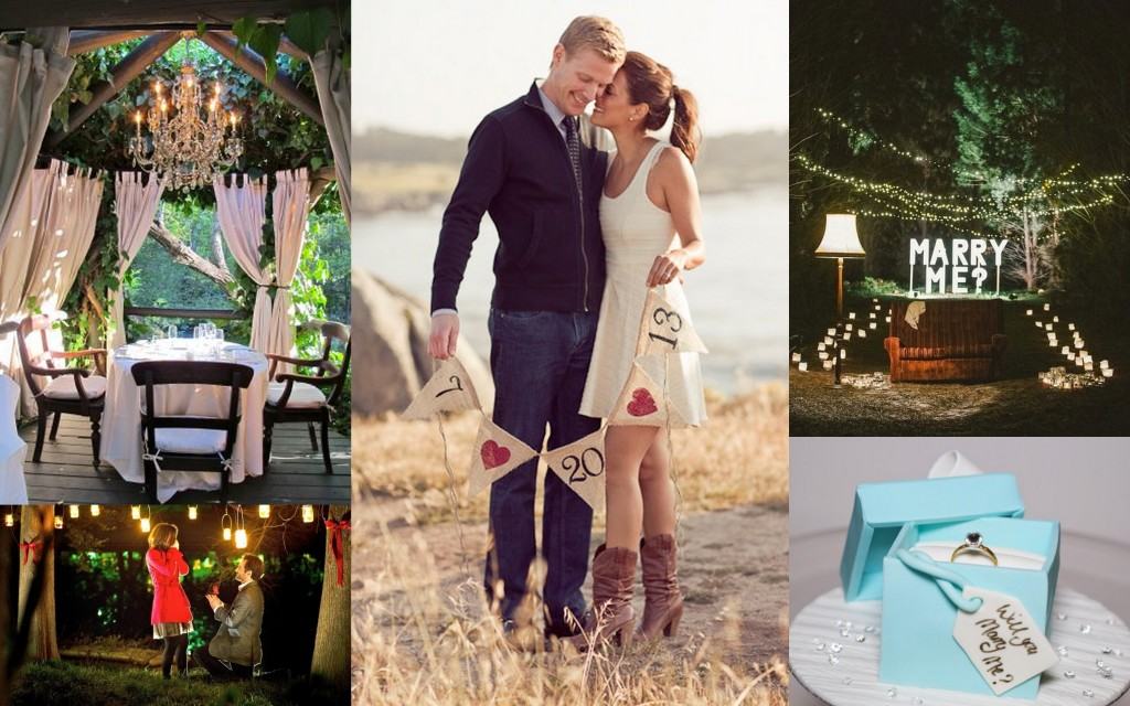Best Wedding proposal ideas