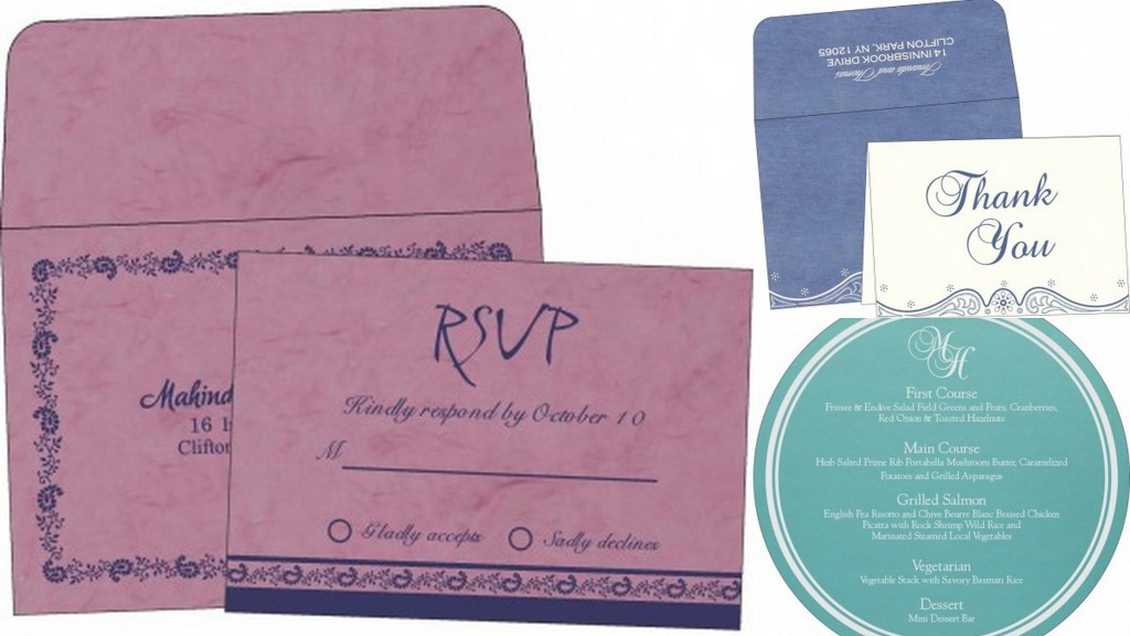 123WeddingCards: Wedding Invitations