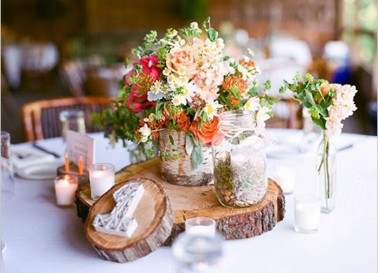 Latest Wooden Wedding Table Decorations Gallery Wedding Decoration Ideas For Your House - New rustic table decor ideas Modern