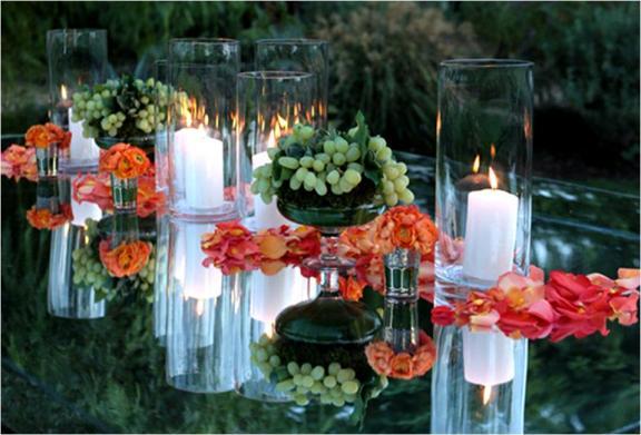 Rustic Wedding Decoration: 123WeddingCards