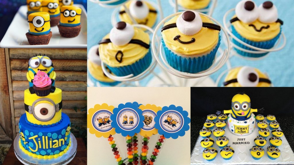Minion Themed Wedding:123WeddingCards