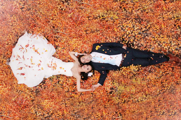 Fall Wedding Ideas To Make Everyone In Love With Your Big Day