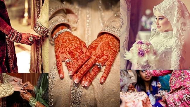 Image result for Muslim wedding