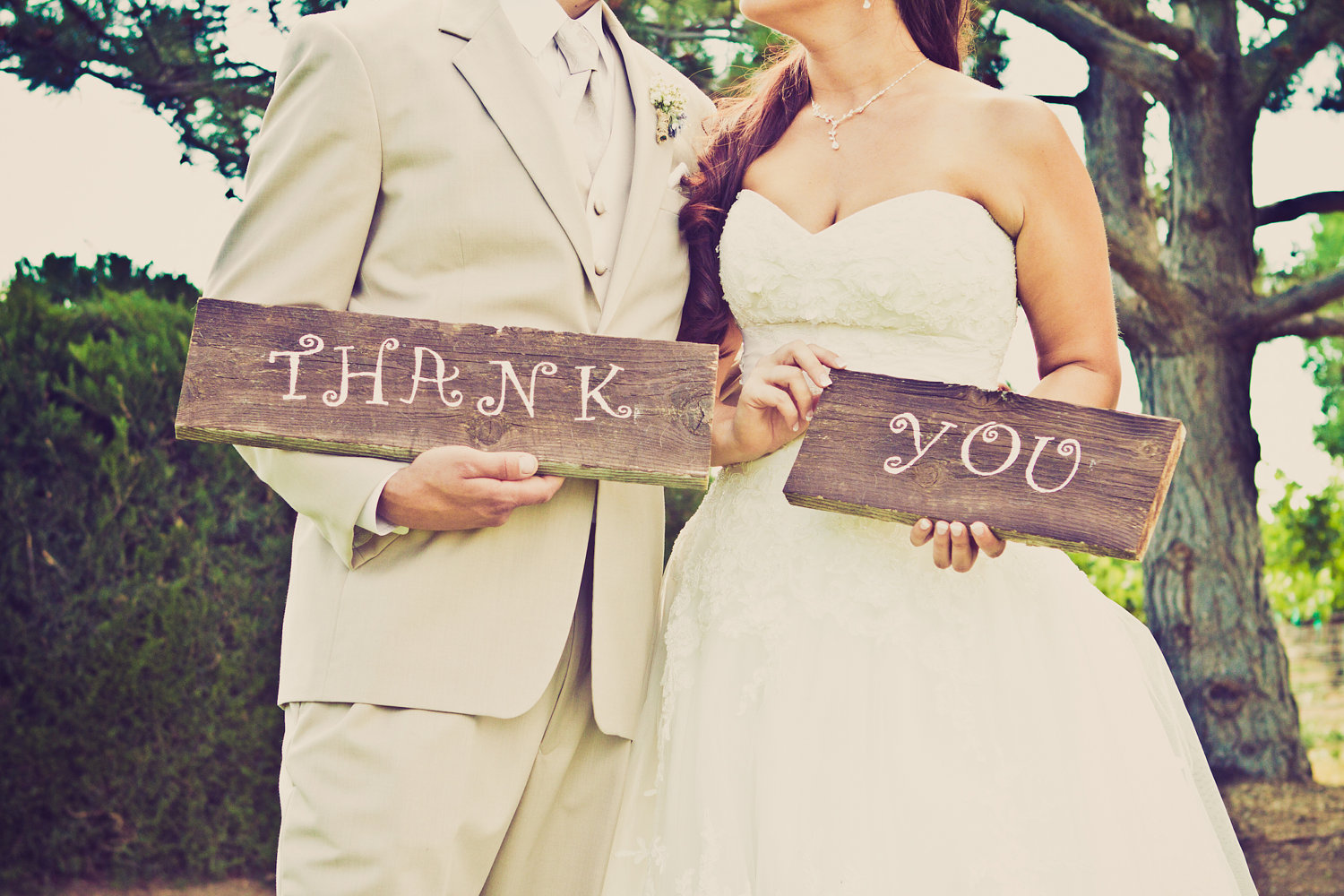 5 Best Designs and Trends of Thank You Cards 2016 – Best Wedding Thank You Cards