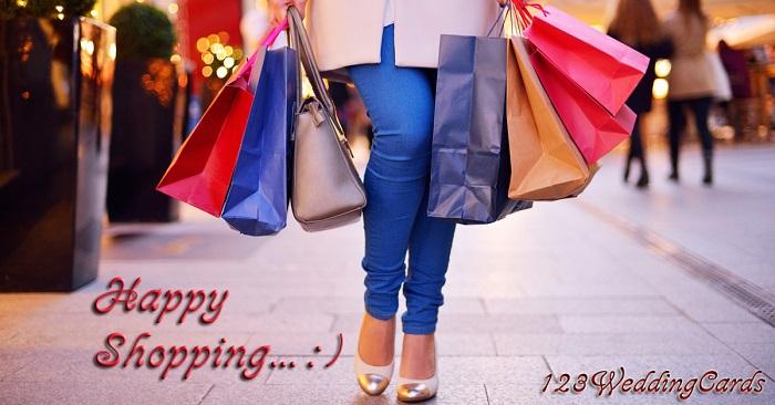 Cyber Monday Shopping - 123WeddingCards