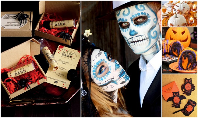 Halloween wedding Ideas - 123WeddingCards