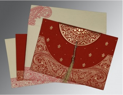 Hindu wedding Invitation- 123WeddingCards