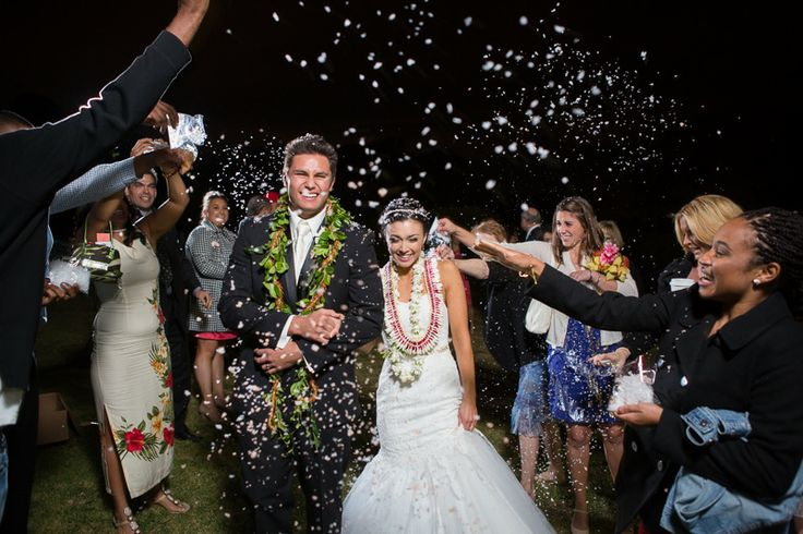 Wedding Celebration on New Year