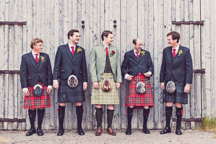 Wedding Tartans- 123WeddingCards