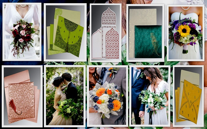 Bridal Bouquet Ideas - 123WeddingCards