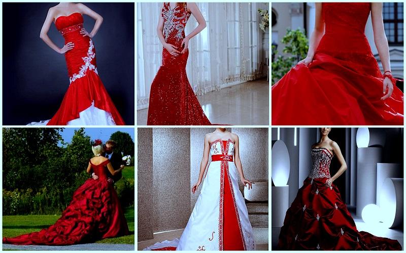Valentine wedding dresses - 123WeddingCards
