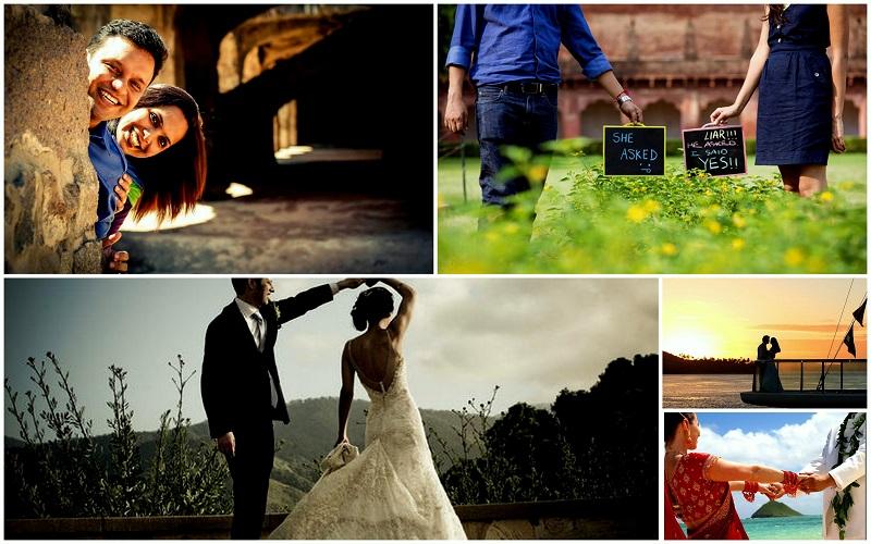 Pre-Wedding Photo Shoot - 123WeddingCards