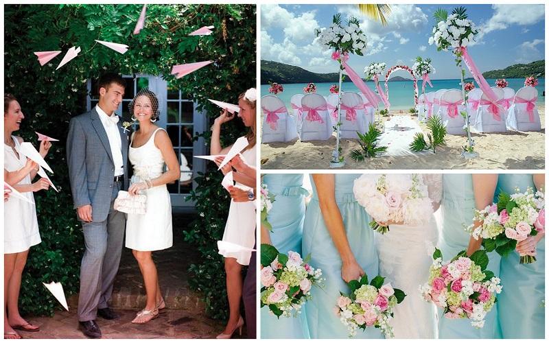 Romantic  Wedding Decoration Ideas