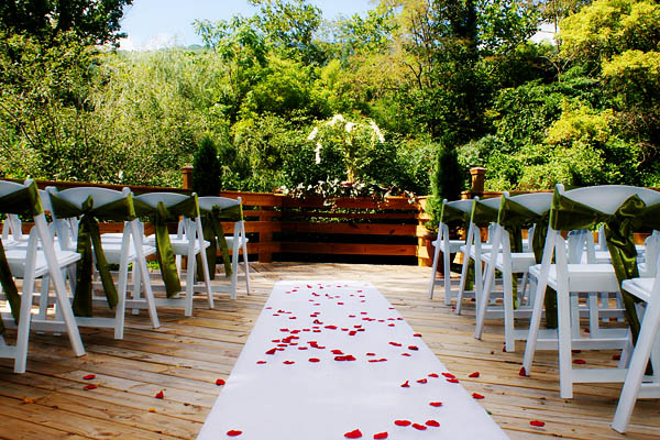 Spring wedding venues