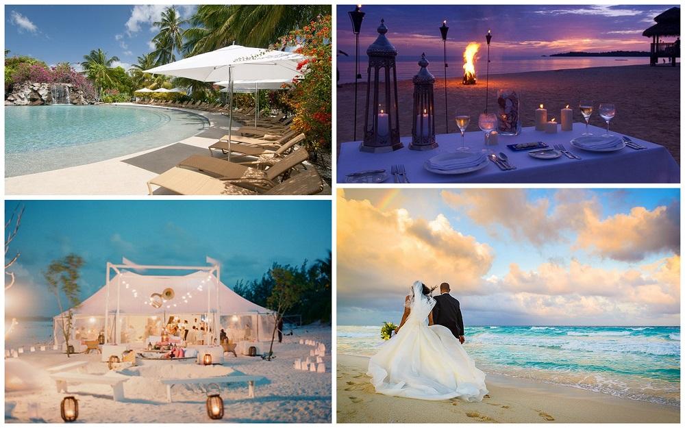9 Cheesy Details For Beach Weddings 2016