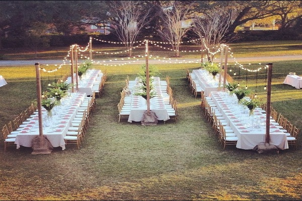 retro style wedding theme
