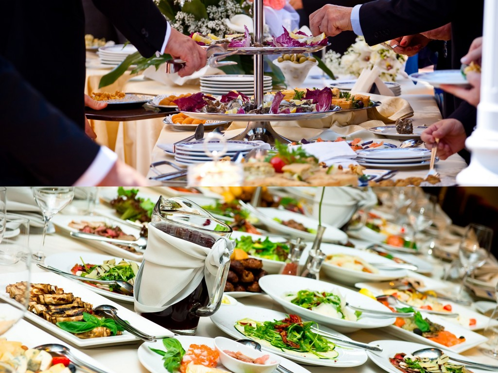 Food for reception   123WeddingCards