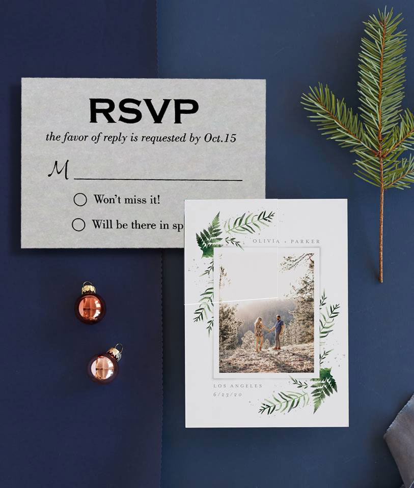 RSVP -123WeddingCards