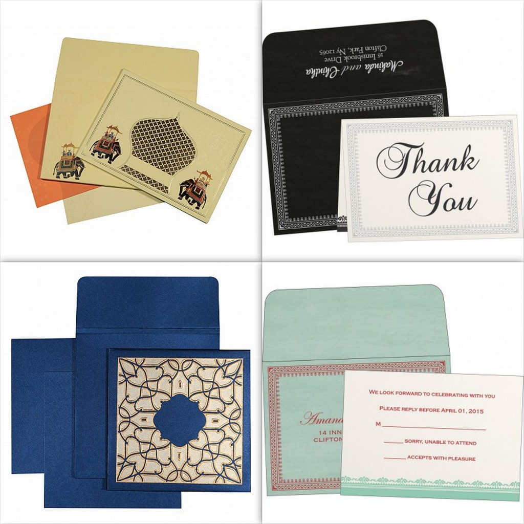 Wedding Cards | 123WeddingCards