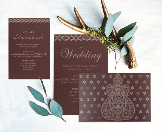Wedding Invitations Online- 123WeddingCards
