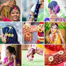 Floral Jewellery | 123WeddingCards