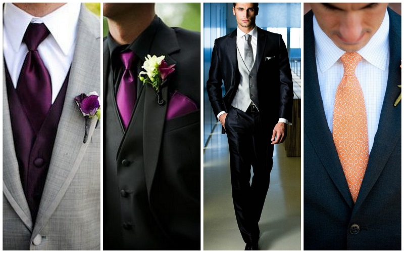 Charmful Groom Suits Ideas