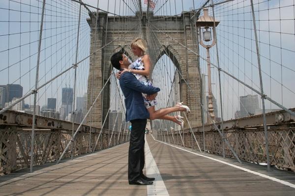 Honeymoon Destination NYC | 123WeddingCards