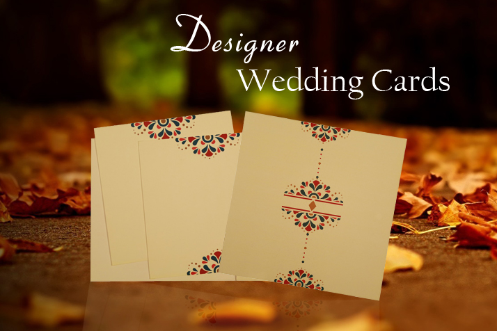 Designer Wedding Cards | 123WeddingCards