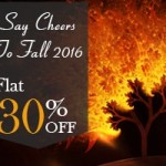 Fall Sale 2016 | 123WeddingCards