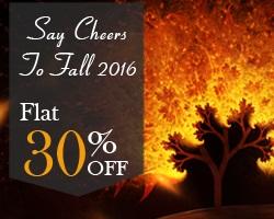 Fall Sale 2016 | 123WeddingCards