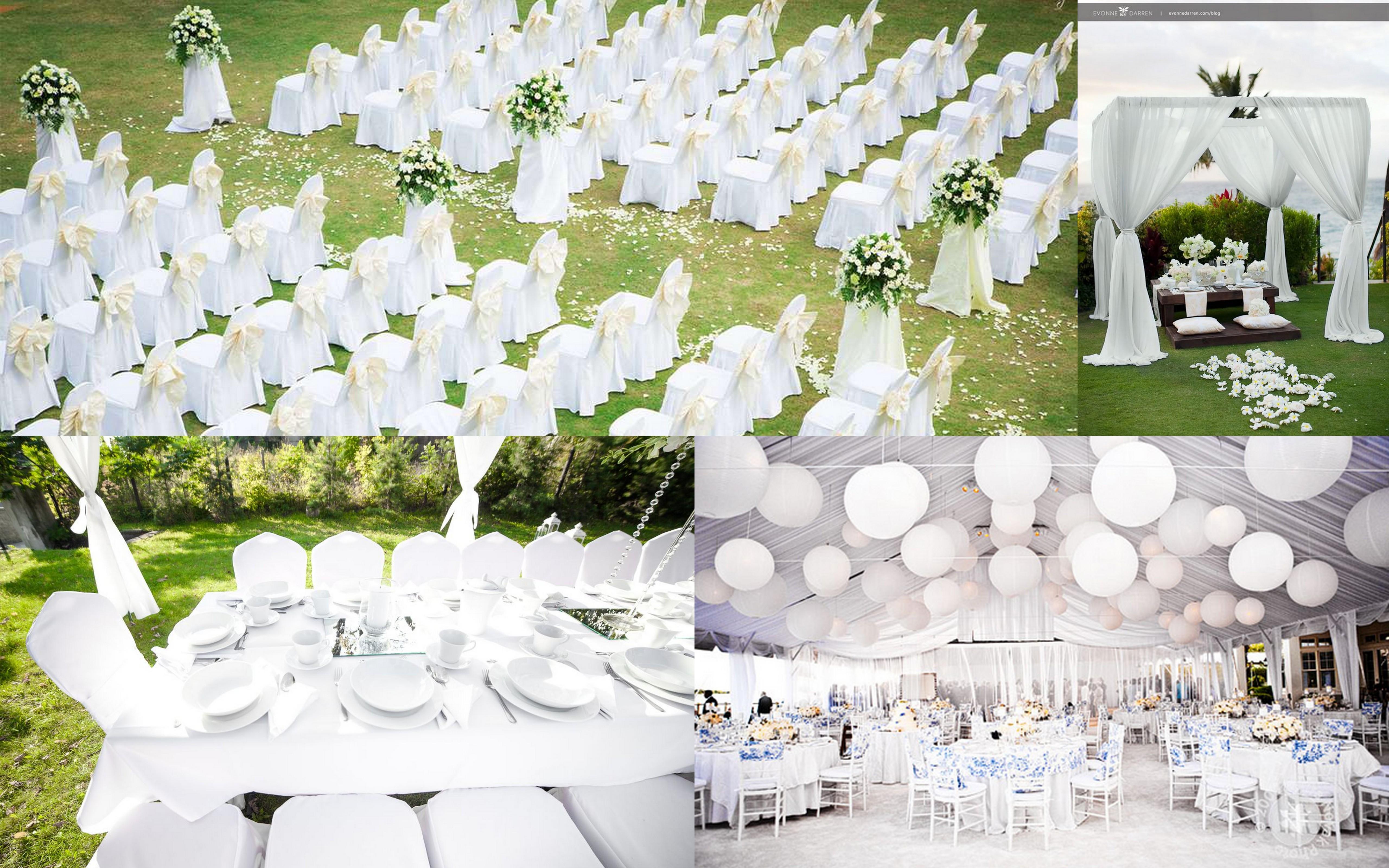 Inspirational theme for Wedding Reception – Wedding