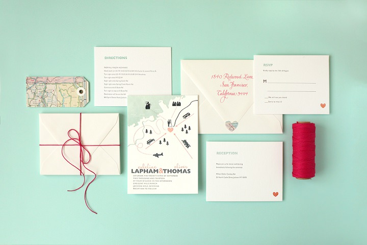 Wedding Stationery | 123WeddingCards