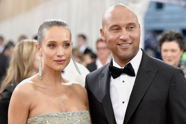 Derek Jeter and Hannah Davis wedding