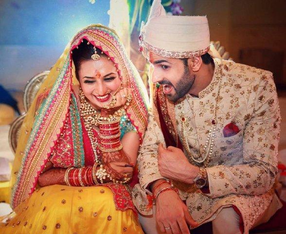 Divyanka Tripathi and Vivek Dahiya wedding